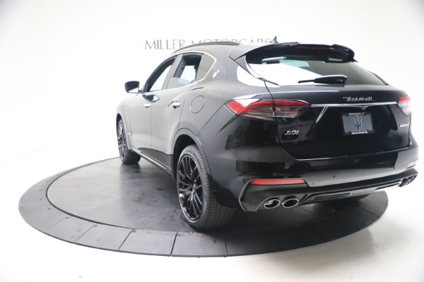 New 2021 Maserati Levante S GranSport for sale Sold at Pagani of Greenwich in Greenwich CT 06830 5