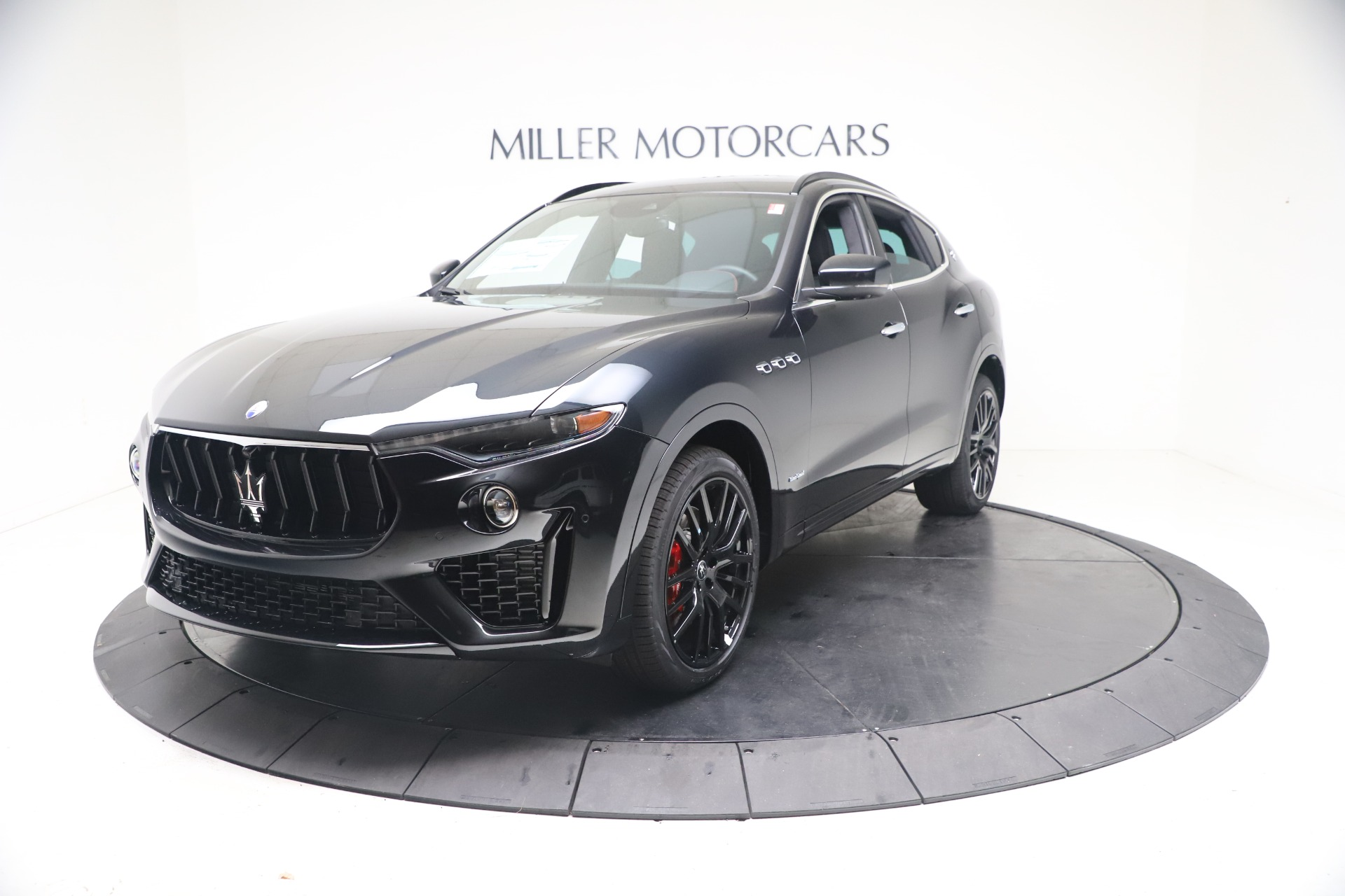 New 2021 Maserati Levante S GranSport for sale Sold at Pagani of Greenwich in Greenwich CT 06830 1