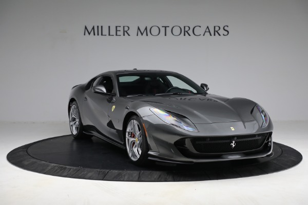 Used 2018 Ferrari 812 Superfast for sale Call for price at Pagani of Greenwich in Greenwich CT 06830 11