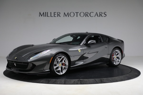 Used 2018 Ferrari 812 Superfast for sale Call for price at Pagani of Greenwich in Greenwich CT 06830 2
