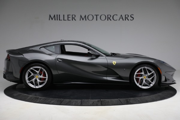 Used 2018 Ferrari 812 Superfast for sale Call for price at Pagani of Greenwich in Greenwich CT 06830 9