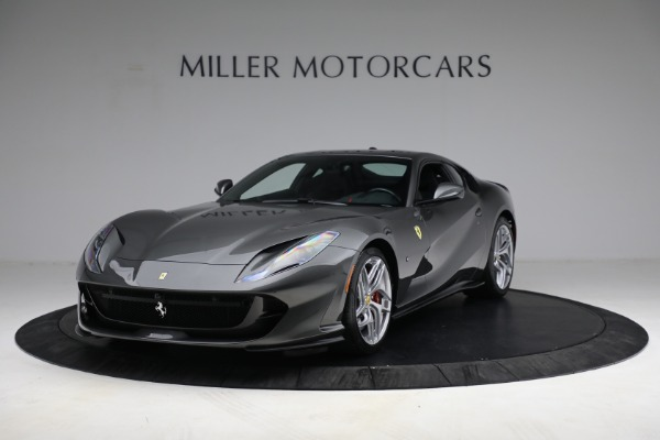 Used 2018 Ferrari 812 Superfast for sale Call for price at Pagani of Greenwich in Greenwich CT 06830 1