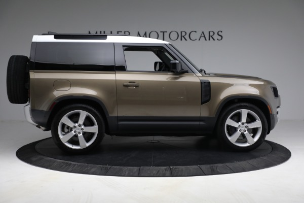 Used 2021 Land Rover Defender 90 First Edition for sale $69,900 at Pagani of Greenwich in Greenwich CT 06830 14