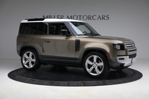 Used 2021 Land Rover Defender 90 First Edition for sale $69,900 at Pagani of Greenwich in Greenwich CT 06830 15