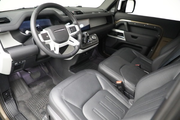 Used 2021 Land Rover Defender 90 First Edition for sale $69,900 at Pagani of Greenwich in Greenwich CT 06830 17