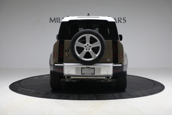 Used 2021 Land Rover Defender 90 First Edition for sale $69,900 at Pagani of Greenwich in Greenwich CT 06830 6