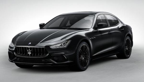 New 2021 Maserati Ghibli SQ4 for sale $91,244 at Pagani of Greenwich in Greenwich CT 06830 1