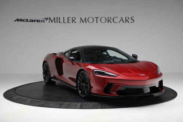 New 2021 McLaren GT for sale $217,275 at Pagani of Greenwich in Greenwich CT 06830 10