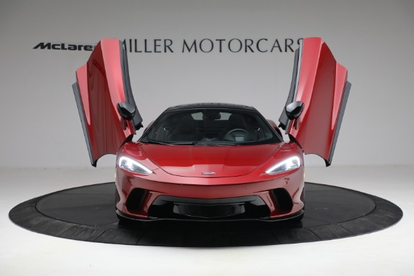 New 2021 McLaren GT for sale $217,275 at Pagani of Greenwich in Greenwich CT 06830 12