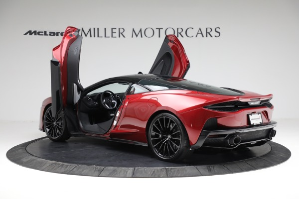 New 2021 McLaren GT for sale $217,275 at Pagani of Greenwich in Greenwich CT 06830 15