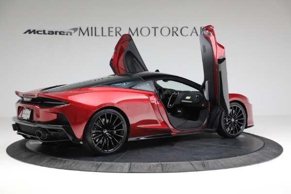 New 2021 McLaren GT for sale $217,275 at Pagani of Greenwich in Greenwich CT 06830 17
