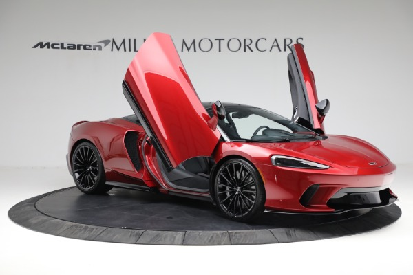 New 2021 McLaren GT for sale $217,275 at Pagani of Greenwich in Greenwich CT 06830 19