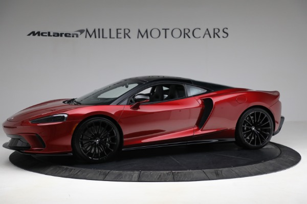 New 2021 McLaren GT for sale $217,275 at Pagani of Greenwich in Greenwich CT 06830 2