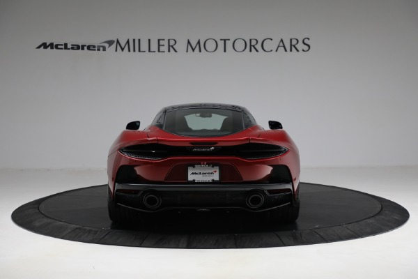 New 2021 McLaren GT for sale $217,275 at Pagani of Greenwich in Greenwich CT 06830 6