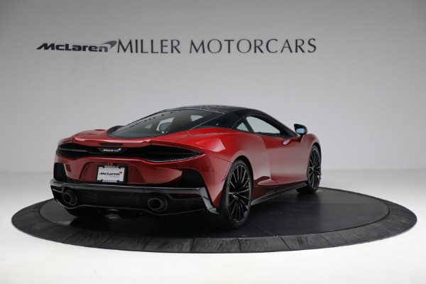 New 2021 McLaren GT for sale $217,275 at Pagani of Greenwich in Greenwich CT 06830 7