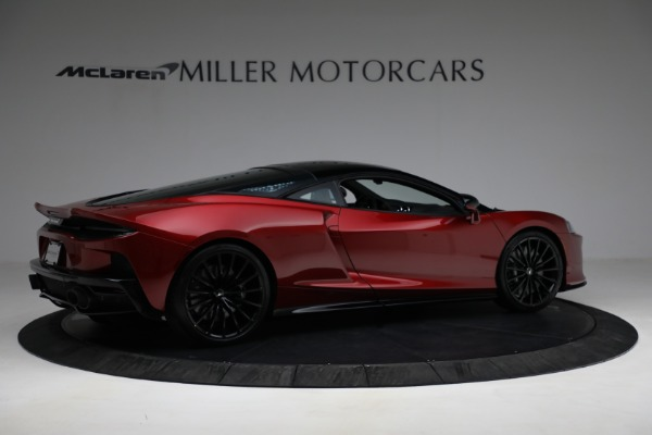 New 2021 McLaren GT for sale $217,275 at Pagani of Greenwich in Greenwich CT 06830 8