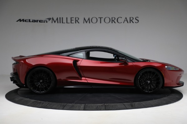 New 2021 McLaren GT for sale $217,275 at Pagani of Greenwich in Greenwich CT 06830 9