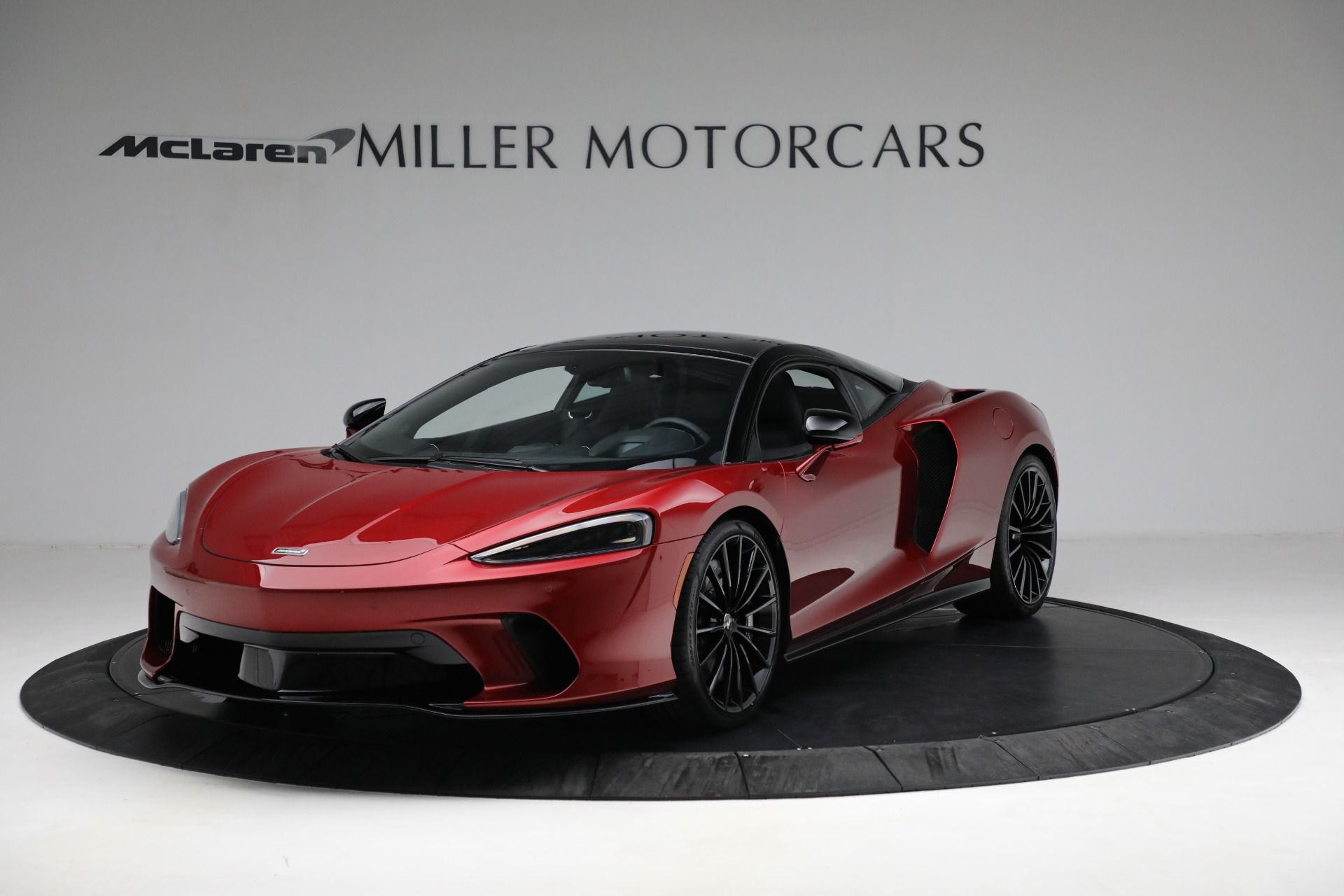 New 2021 McLaren GT for sale $217,275 at Pagani of Greenwich in Greenwich CT 06830 1