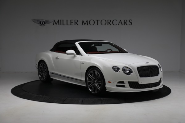 Used 2015 Bentley Continental GT Speed for sale $145,900 at Pagani of Greenwich in Greenwich CT 06830 14