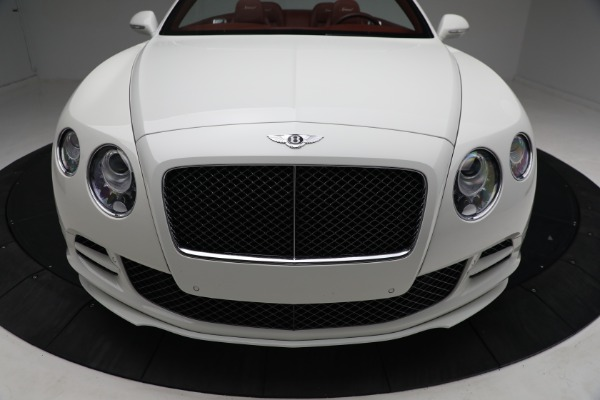 Used 2015 Bentley Continental GT Speed for sale $145,900 at Pagani of Greenwich in Greenwich CT 06830 15