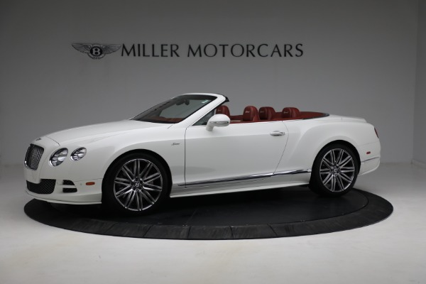 Used 2015 Bentley Continental GT Speed for sale $145,900 at Pagani of Greenwich in Greenwich CT 06830 2
