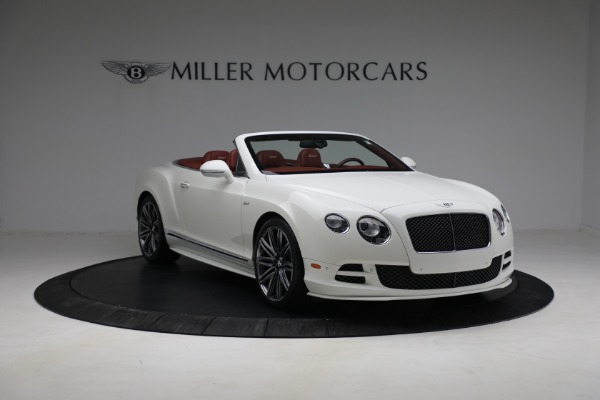 Used 2015 Bentley Continental GT Speed for sale $145,900 at Pagani of Greenwich in Greenwich CT 06830 9