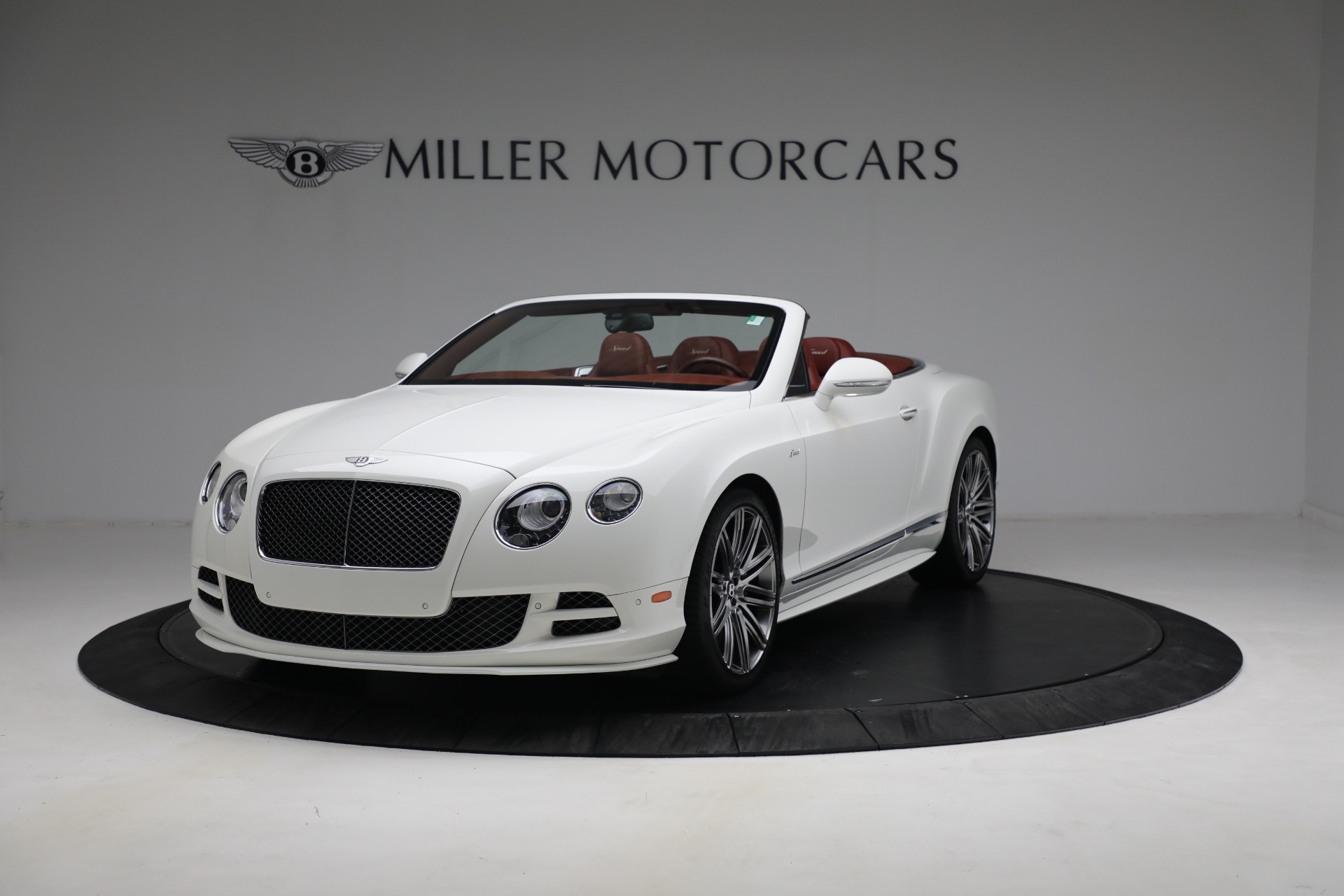 Used 2015 Bentley Continental GT Speed for sale $145,900 at Pagani of Greenwich in Greenwich CT 06830 1