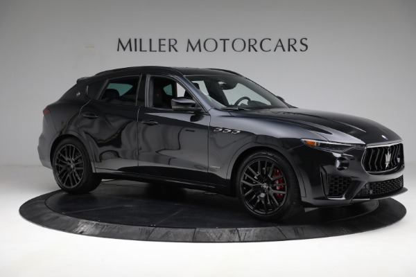 New 2021 Maserati Levante S GranSport for sale $105,849 at Pagani of Greenwich in Greenwich CT 06830 10