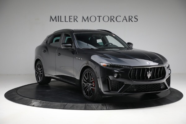 New 2021 Maserati Levante S GranSport for sale $105,849 at Pagani of Greenwich in Greenwich CT 06830 11
