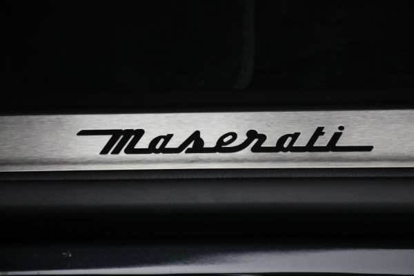 New 2021 Maserati Levante S GranSport for sale $105,849 at Pagani of Greenwich in Greenwich CT 06830 16