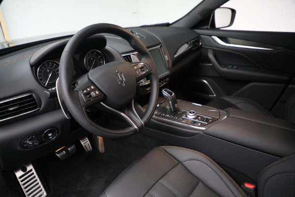 New 2021 Maserati Levante S GranSport for sale $105,849 at Pagani of Greenwich in Greenwich CT 06830 17