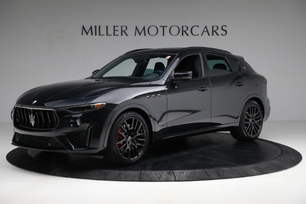 New 2021 Maserati Levante S GranSport for sale $105,849 at Pagani of Greenwich in Greenwich CT 06830 2