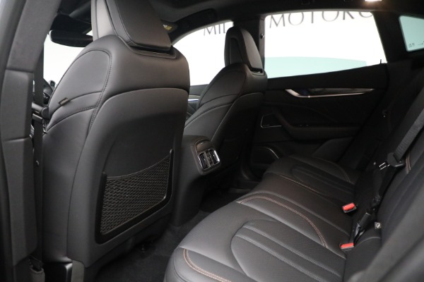 New 2021 Maserati Levante S GranSport for sale $105,849 at Pagani of Greenwich in Greenwich CT 06830 26