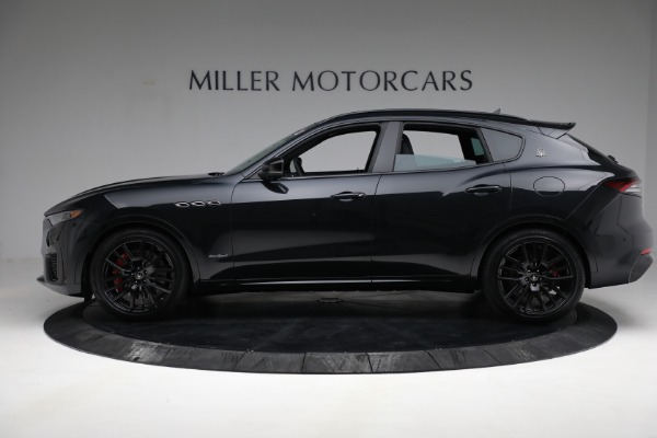 New 2021 Maserati Levante S GranSport for sale $105,849 at Pagani of Greenwich in Greenwich CT 06830 3