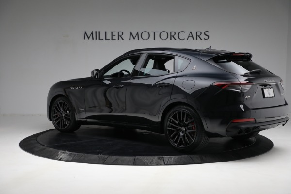 New 2021 Maserati Levante S GranSport for sale $105,849 at Pagani of Greenwich in Greenwich CT 06830 4