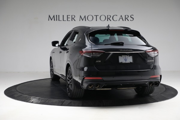 New 2021 Maserati Levante S GranSport for sale $105,849 at Pagani of Greenwich in Greenwich CT 06830 5