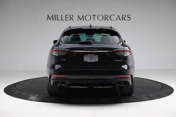 New 2021 Maserati Levante S GranSport for sale $105,849 at Pagani of Greenwich in Greenwich CT 06830 6