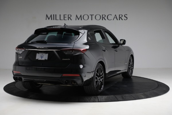 New 2021 Maserati Levante S GranSport for sale $105,849 at Pagani of Greenwich in Greenwich CT 06830 7
