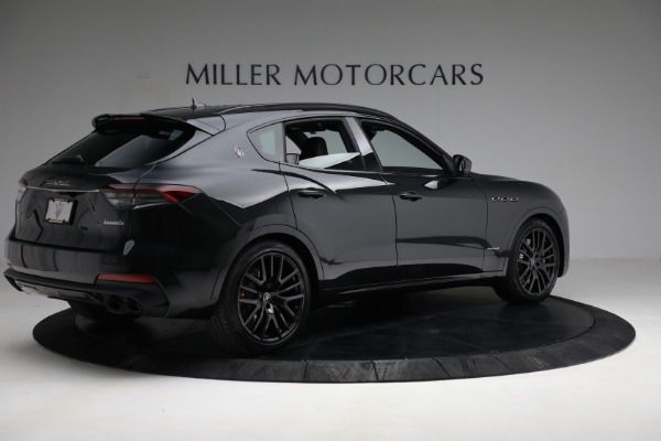 New 2021 Maserati Levante S GranSport for sale $105,849 at Pagani of Greenwich in Greenwich CT 06830 8
