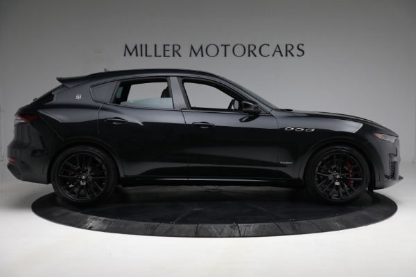 New 2021 Maserati Levante S GranSport for sale $105,849 at Pagani of Greenwich in Greenwich CT 06830 9