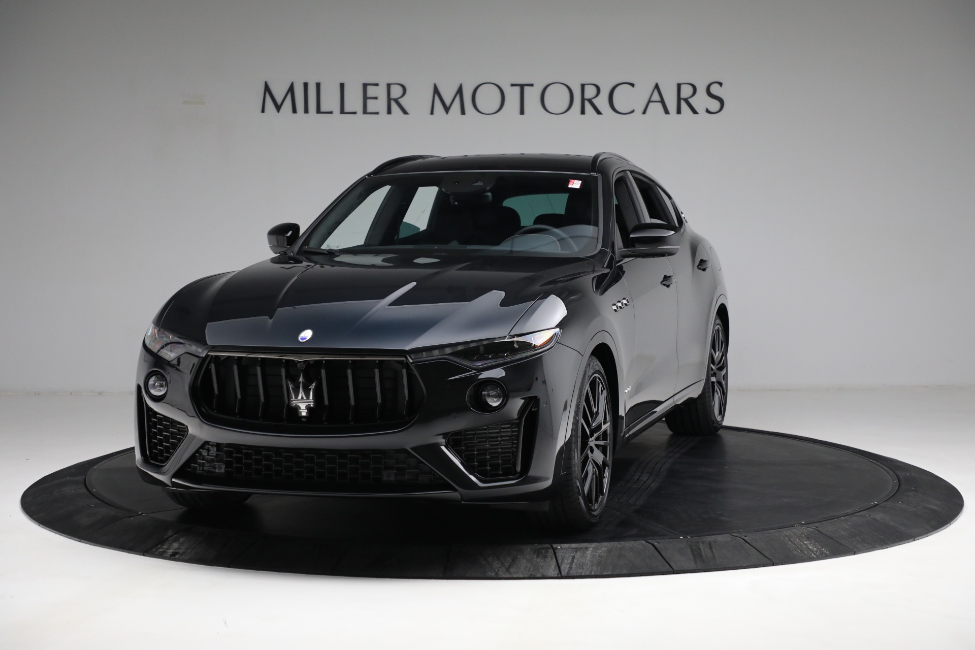 New 2021 Maserati Levante S GranSport for sale $105,849 at Pagani of Greenwich in Greenwich CT 06830 1