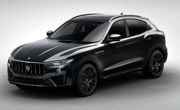 New 2021 Maserati Levante for sale $87,625 at Pagani of Greenwich in Greenwich CT 06830 1