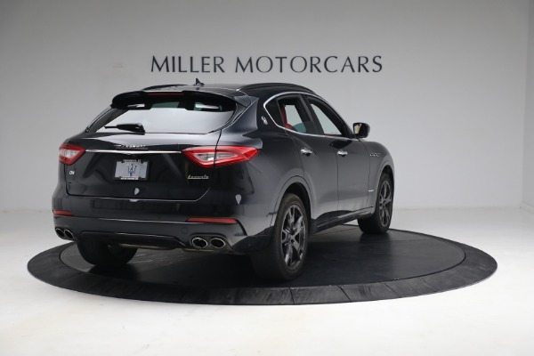 Used 2018 Maserati Levante GranSport for sale Call for price at Pagani of Greenwich in Greenwich CT 06830 6