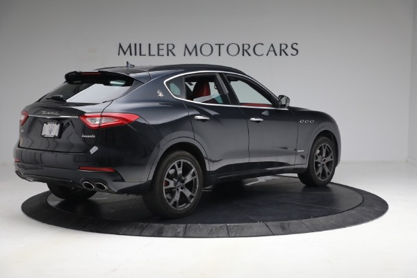 Used 2018 Maserati Levante GranSport for sale Call for price at Pagani of Greenwich in Greenwich CT 06830 7