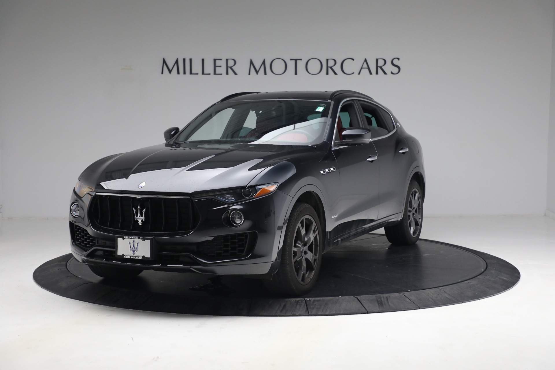 Used 2018 Maserati Levante GranSport for sale Call for price at Pagani of Greenwich in Greenwich CT 06830 1