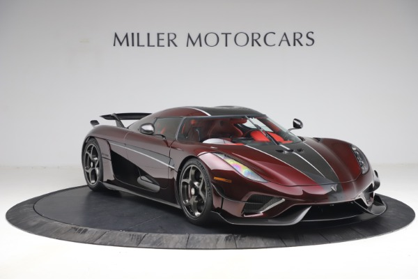 Used 2019 Koenigsegg Regera for sale Call for price at Pagani of Greenwich in Greenwich CT 06830 11