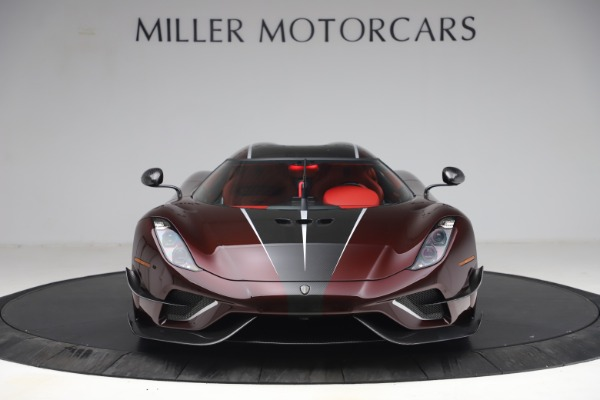 Used 2019 Koenigsegg Regera for sale Call for price at Pagani of Greenwich in Greenwich CT 06830 12