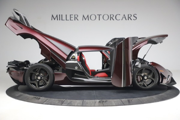 Used 2019 Koenigsegg Regera for sale Call for price at Pagani of Greenwich in Greenwich CT 06830 13