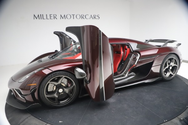 Used 2019 Koenigsegg Regera for sale Call for price at Pagani of Greenwich in Greenwich CT 06830 14