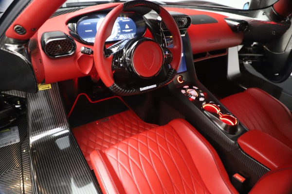 Used 2019 Koenigsegg Regera for sale Call for price at Pagani of Greenwich in Greenwich CT 06830 15